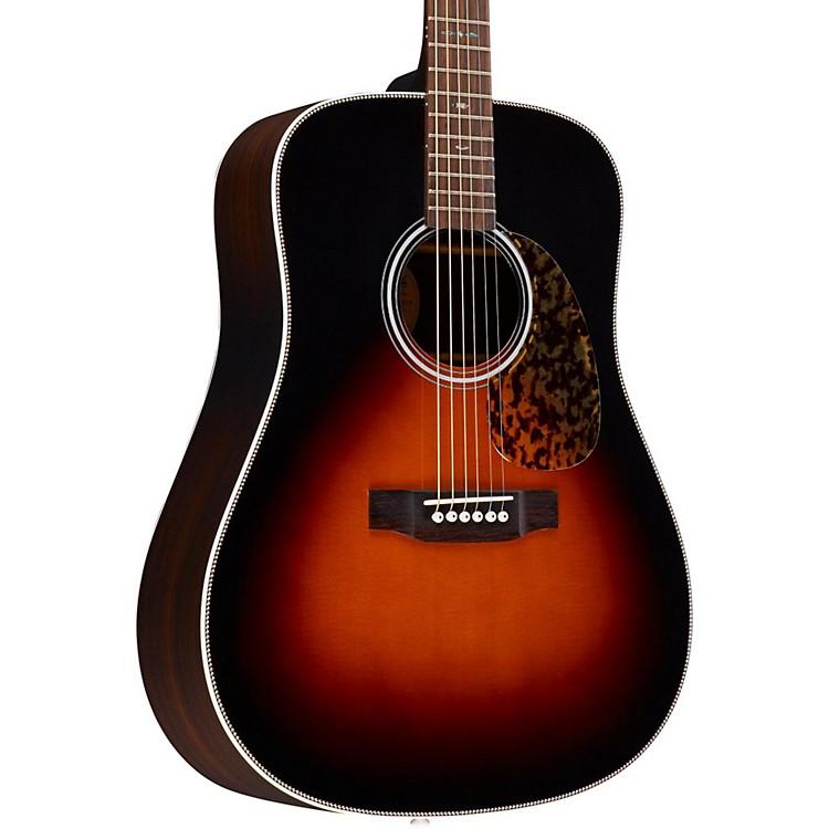 BlueridgeCustom BR-160 Dreadnought Acoustic GuitarSunburst