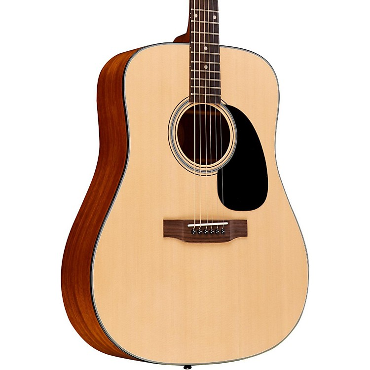 Blueridge Custom BR-40 Dreadnought Acoustic-Electric Guitar Natural