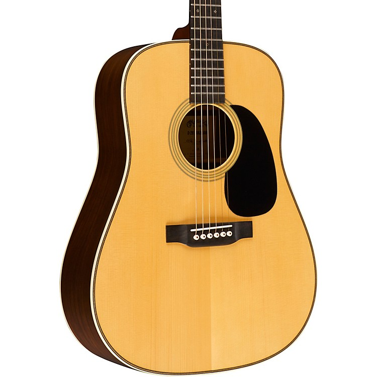 martin custom d 28 brazilian dreadnought acoustic guitar music123. Black Bedroom Furniture Sets. Home Design Ideas