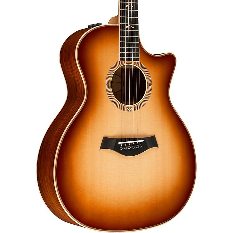TaylorCustom Grand Auditorium #10690 Acoustic-Electric Guitar