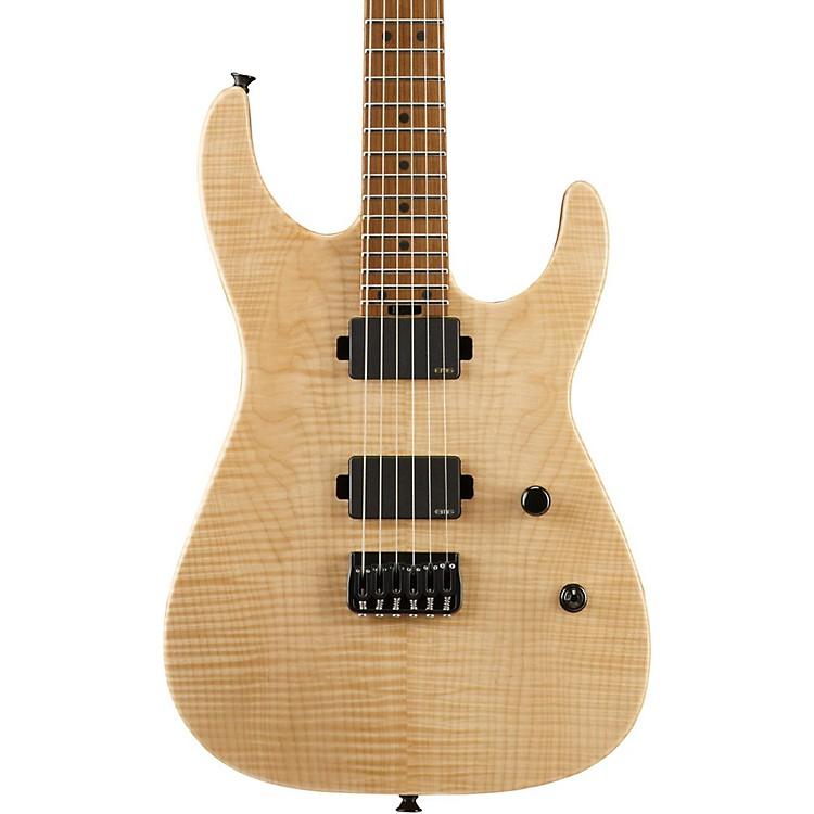 CharvelCustom Select Dinky Hipshot Electric GuitarNatural