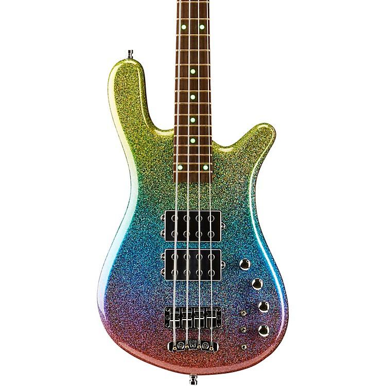WarwickCustom Shop Masterbuilt Warwick Streamer $$ 4Galactic Rainbow