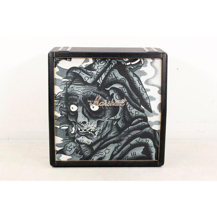 MarshallCustom Tattoo 1960A Phil Kyle 4x12 Guitar CabinetBlack888365686189