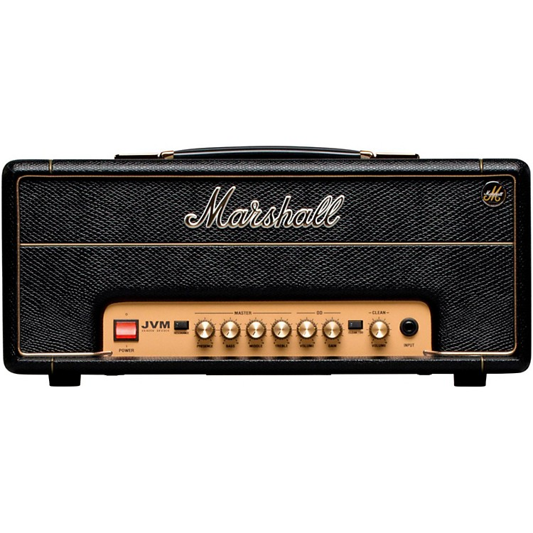 MarshallCustom Tattoo JVM-1H 1W Phil Kyle Tube Guitar HeadBlack