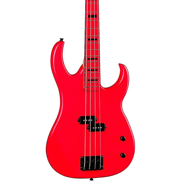DeanCustom Zone 4-String Bass GuitarNuclear Green