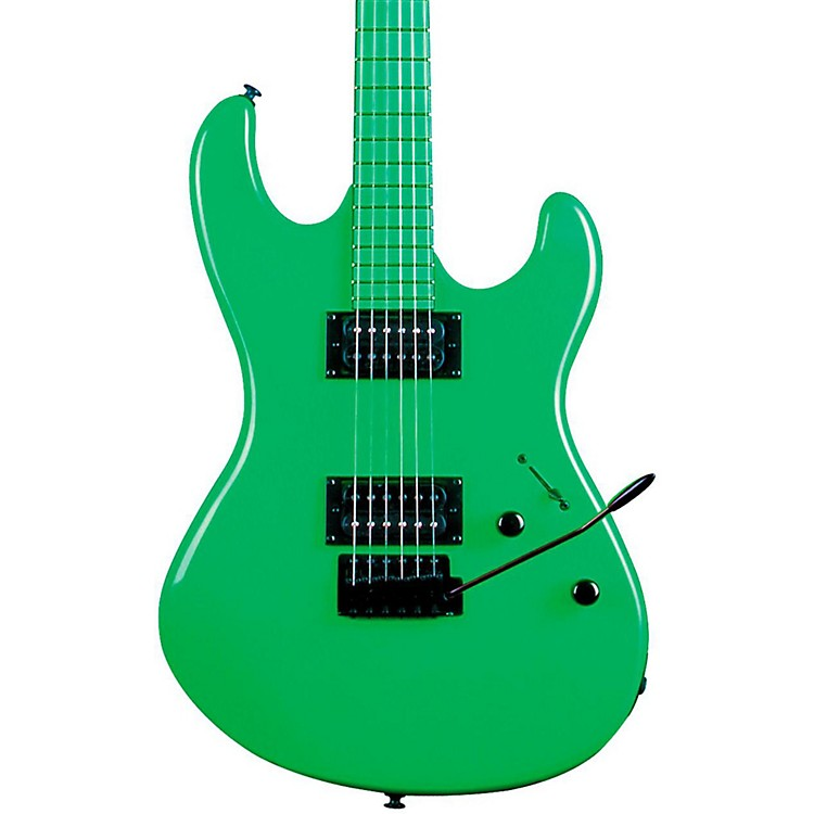 DeanCustom Zone Electric GuitarNuclear Green