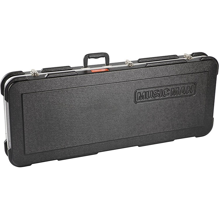 Ernie Ball Music Man Cutlass Hardshell Guitar Case Black Black