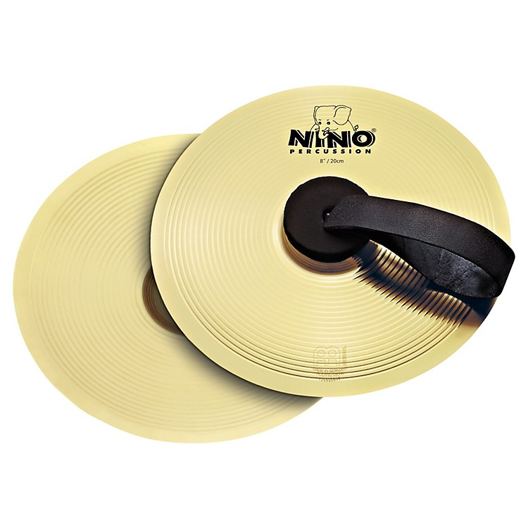 Nino Cymbal Pair FX9 8 in.