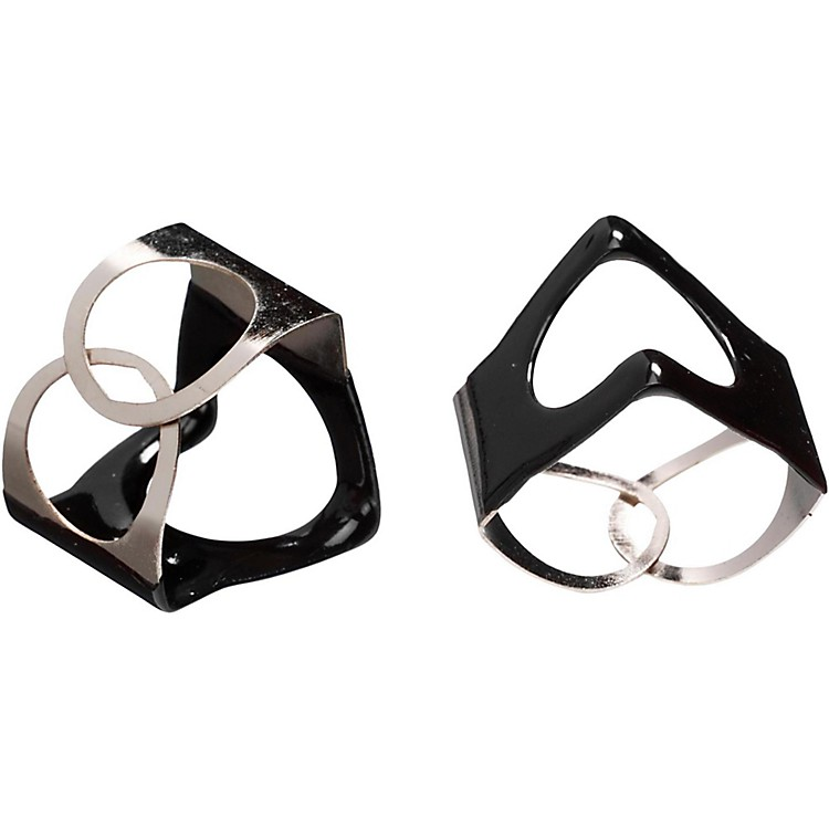 PinchClipCymbal Wing Nut replacement 3-PackBlack