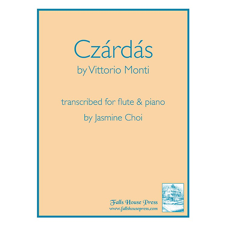 Theodore Presser Czardas (Book + Sheet Music)