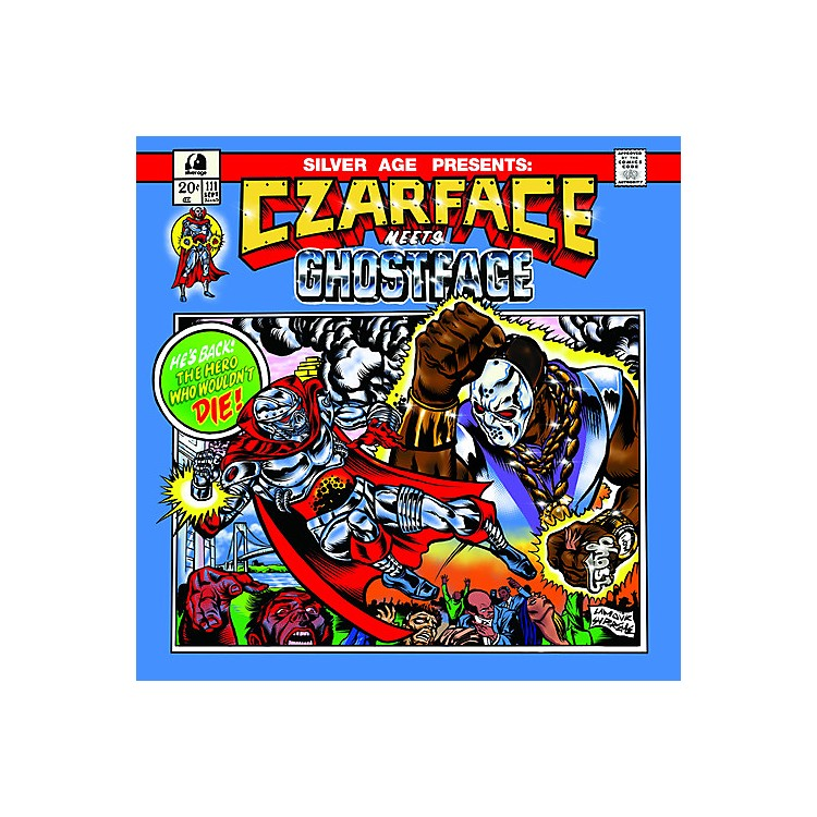 Alliance Czarface - Czarface Meets Ghostface (CD)