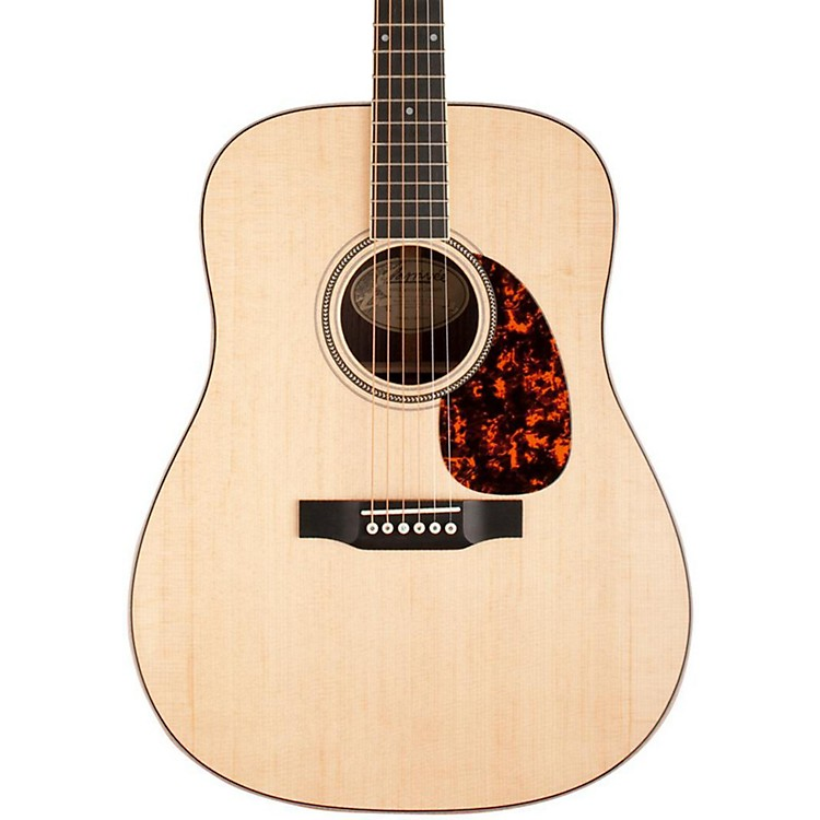 LarriveeD-04 Gloss Top Dreadnought Acoustic Electric Guitar Rosewood Performance