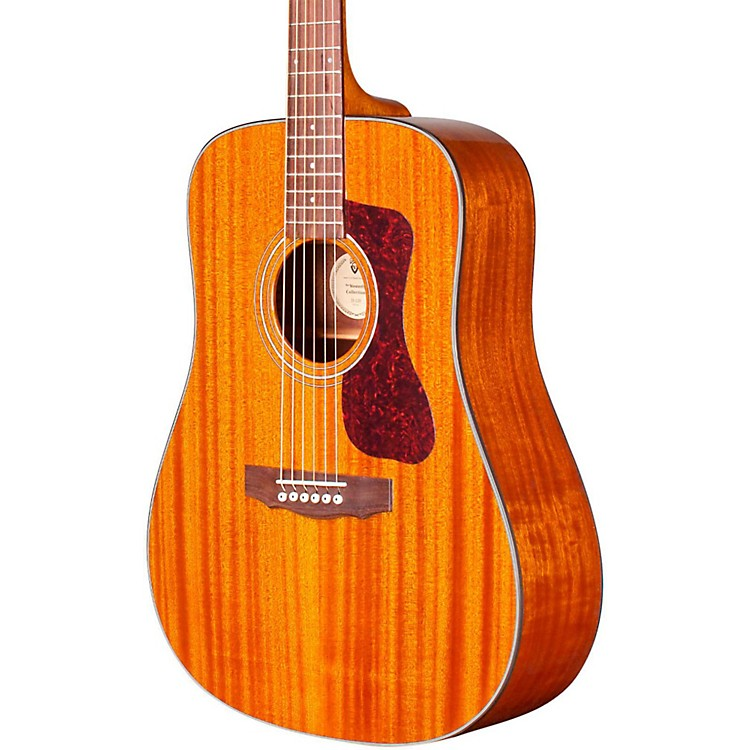 Guild D-120E Acoustic-Electric Guitar Natural