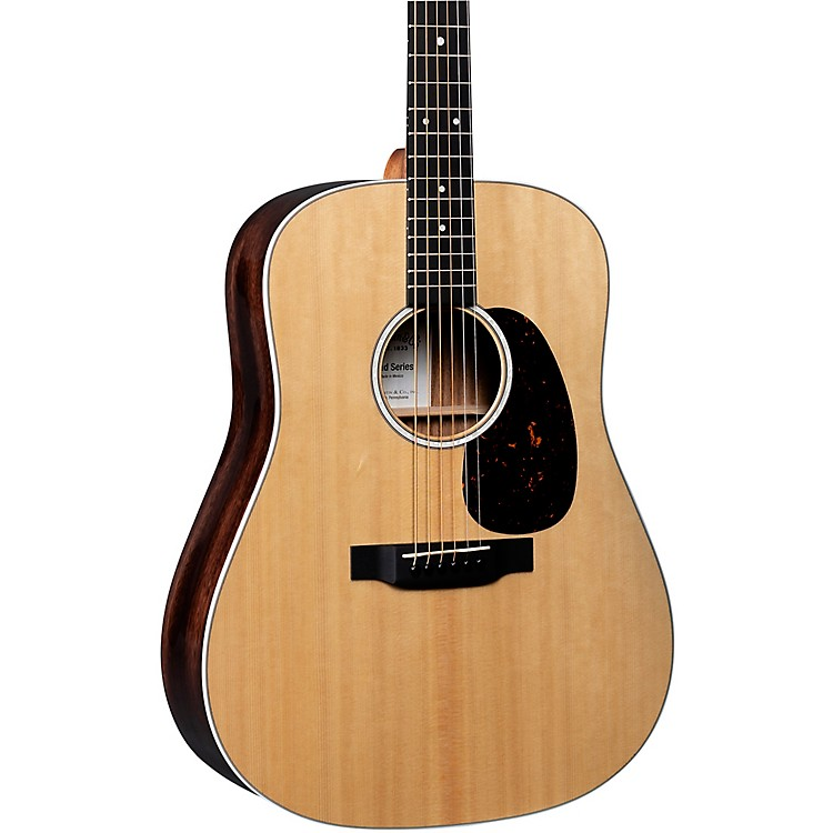MartinD-13E Road Series Dreadnought Acoustic-Electric GuitarNatural