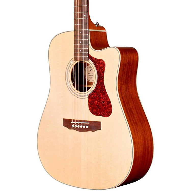 Guild D-140CE Acoustic-Electric Guitar Natural