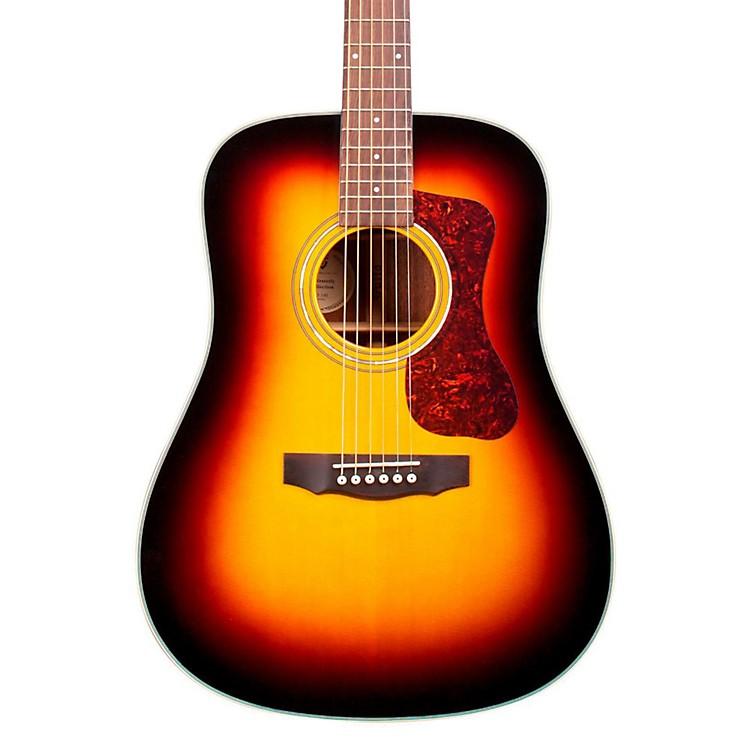 GuildD-140E Acoustic GuitarSunburst