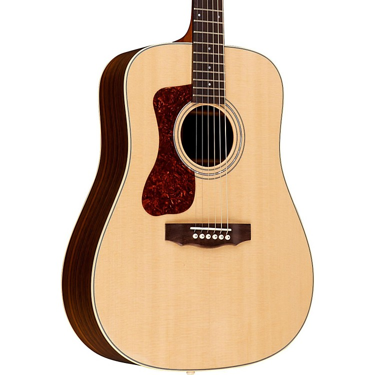Guild D-150L Left Handed Acoustic Guitar Natural