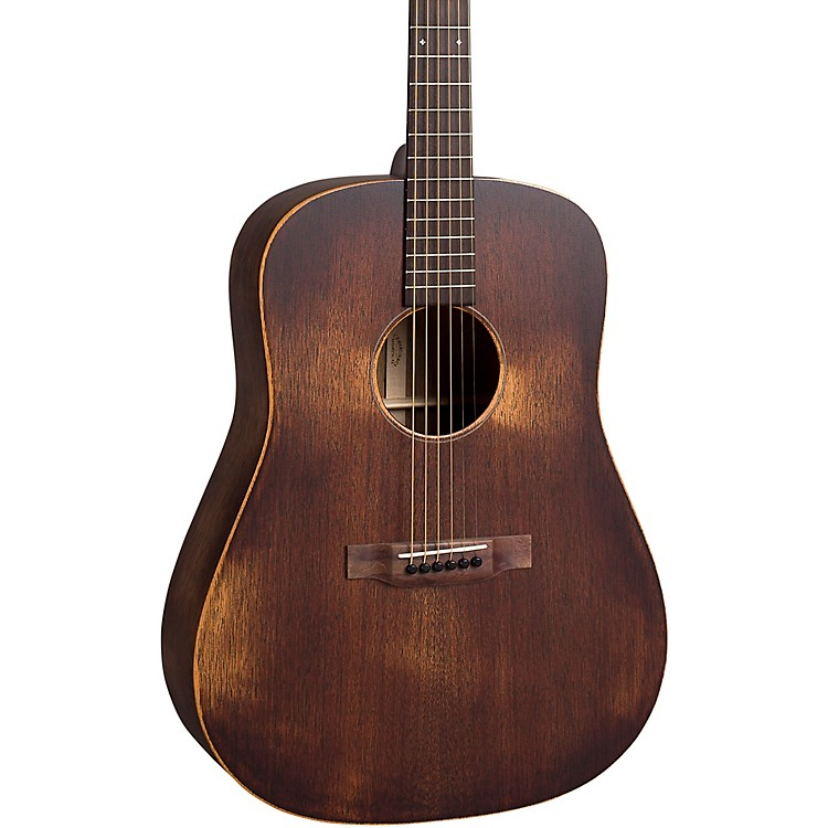 Martin D-15M StreetMaster Series Dreadnought Acoustic Guitar Natural