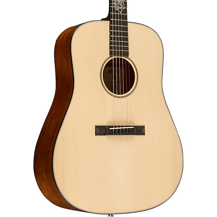 Martin D-18 Jason Isbell Custom Signature Edition Dreadnought Acoustic-Electric Guitar Natural