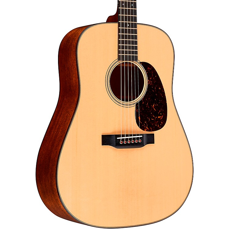 MartinD-18 Modern Deluxe Dreadnought Acoustic GuitarNatural