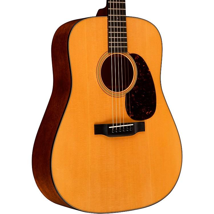 MartinD-18 Standard Dreadnought Acoustic GuitarNatural