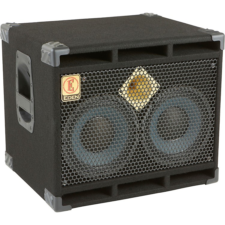 Eden D-210XLT Speaker Cabinet with Tweeter  4OHM