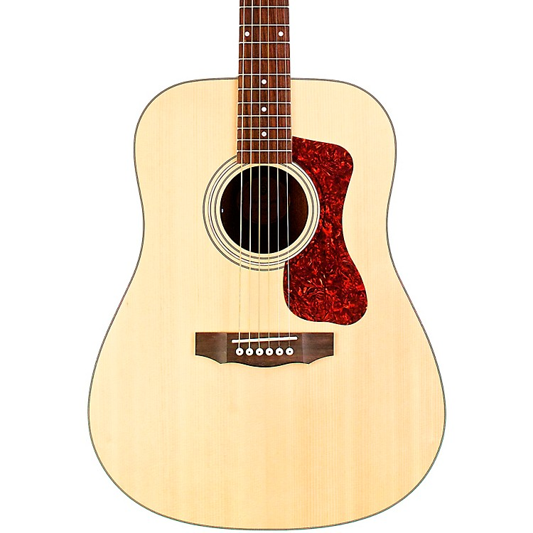 Guild D-240E Dreadnought Acoustic-Electric Guitar Natural