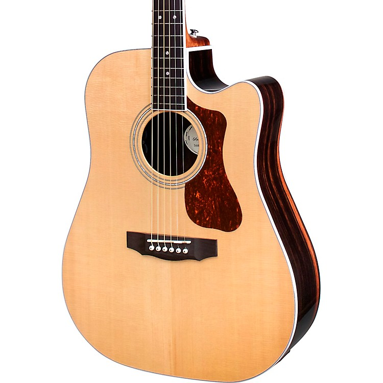 GuildD-260CE Deluxe Dreadnought Acoustic-Electric GuitarNatural