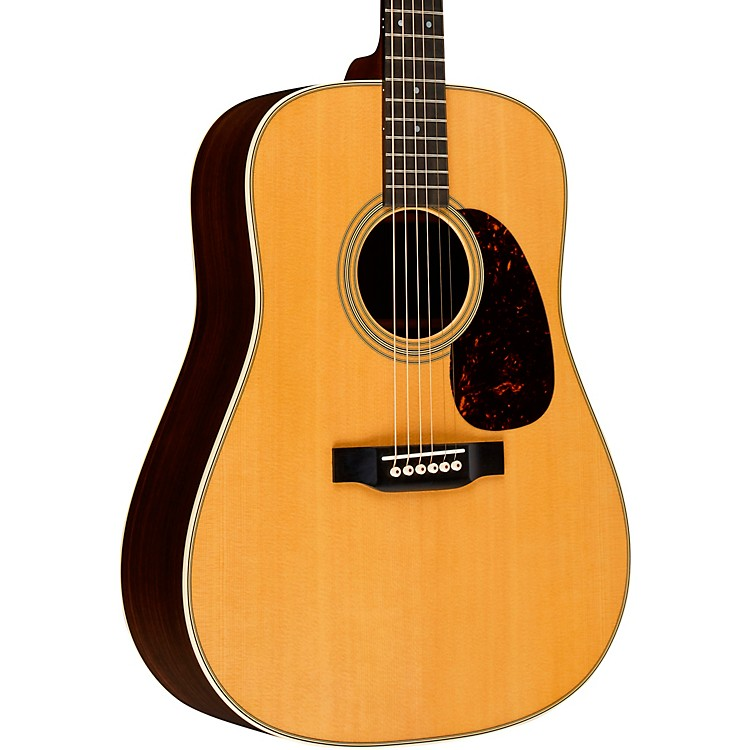 Martin D-28 Standard Dreadnought Acoustic Guitar Natural