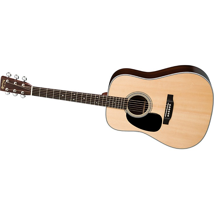 MartinD-28P Dreadnought Left-Handed Acoustic Guitar