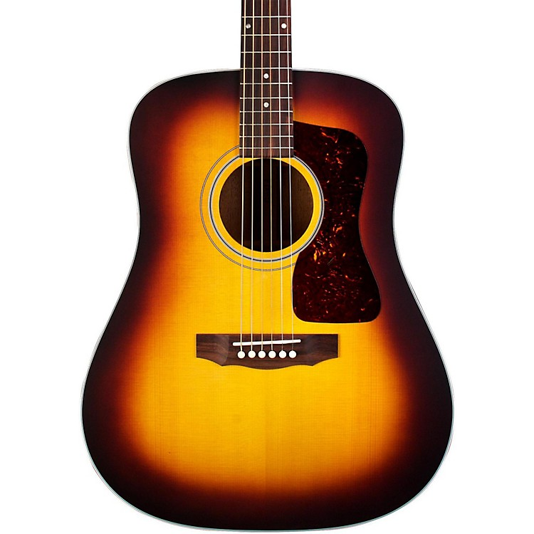 Guild D-40 Acoustic Guitar Antique Sunburst