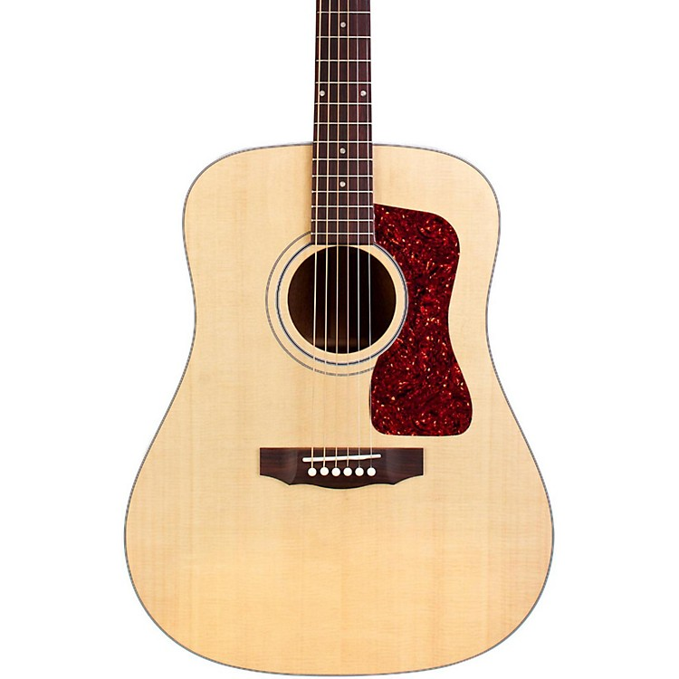 Guild D-40 Acoustic Guitar Natural
