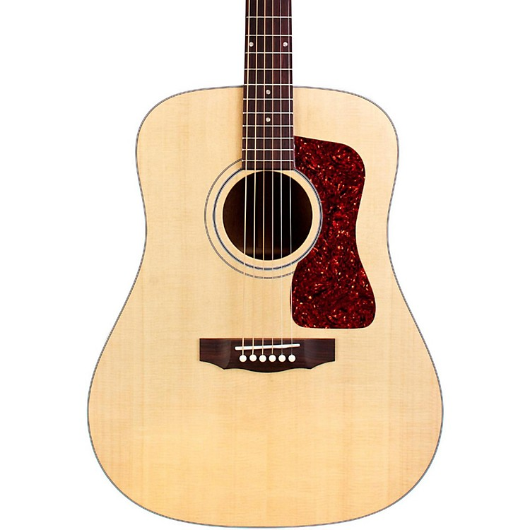 Guild D-40E Acoustic-Electric Guitar Natural