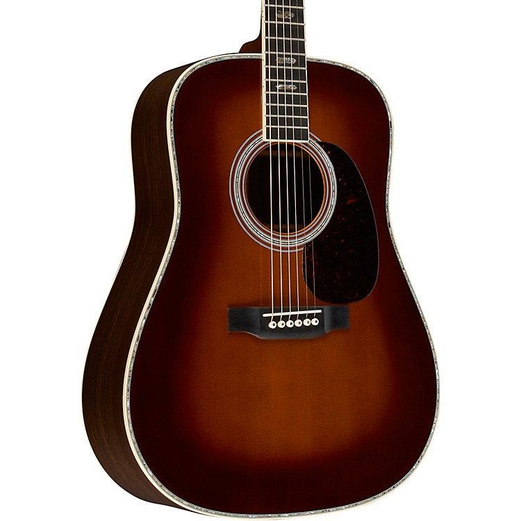 Martin D-41 Standard Dreadnought Acoustic Guitar Aged Toner