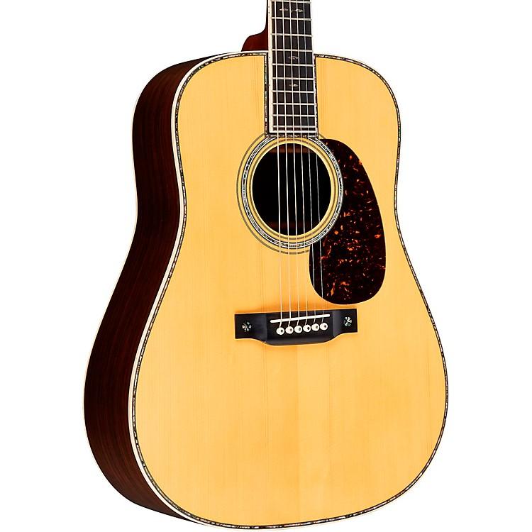 MartinD-42 Custom Dreadnought Acoustic GuitarAged Toner