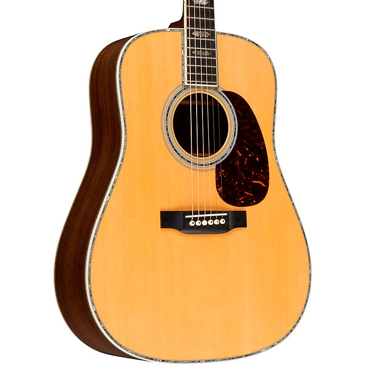 Martin D-45 Standard Dreadnought Acoustic Guitar Aged Toner