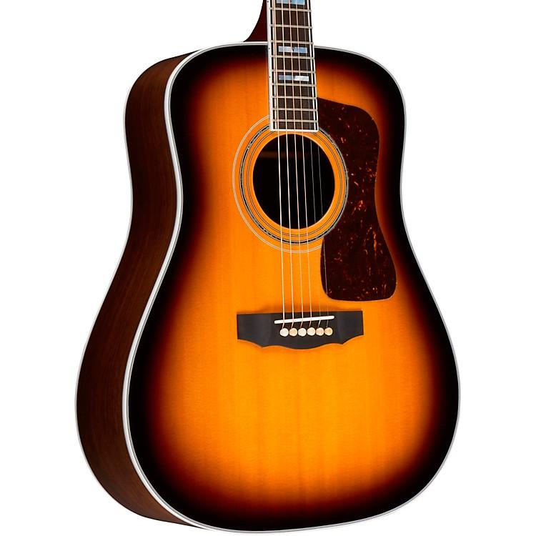 GuildD-55 Acoustic GuitarAntique Burst