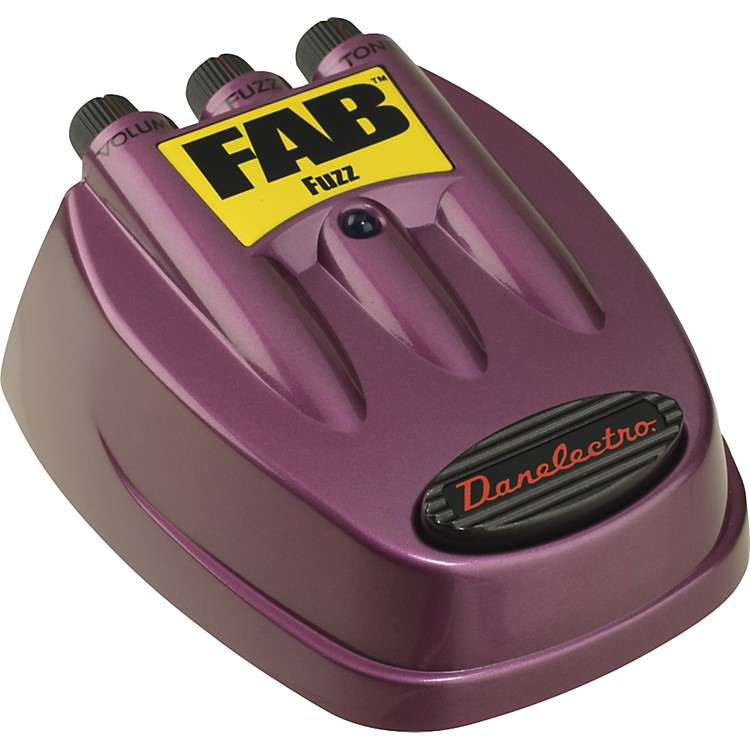 DanelectroD-7 FAB Fuzz Guitar Effects Pedal