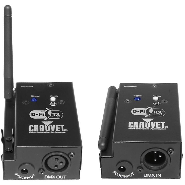 CHAUVET DJD-Fi 2.4 Tx/Rx Duo