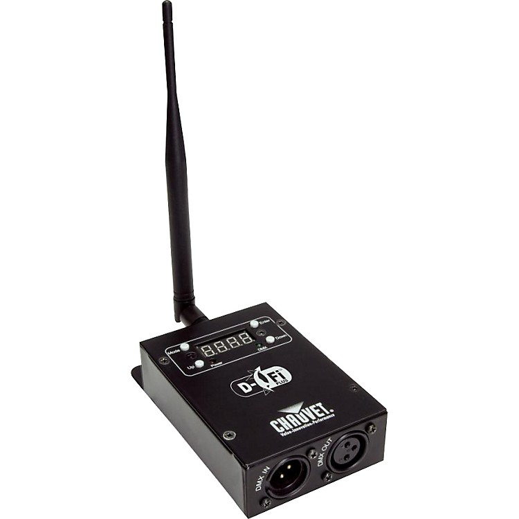CHAUVET DJD-Fi Plus Wireless DMX System
