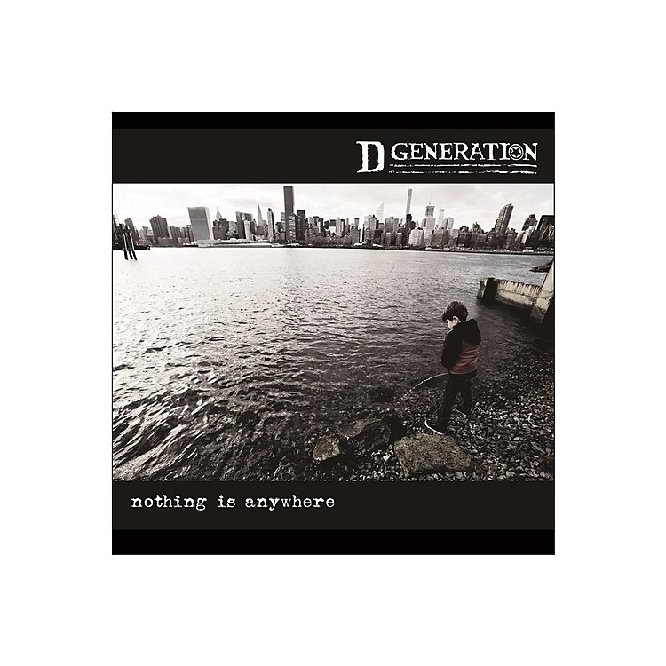 AllianceD Generation - Nothing Is Anywhere