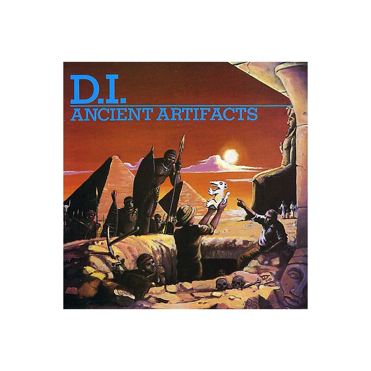 AllianceD.I. - Ancient Artifacts