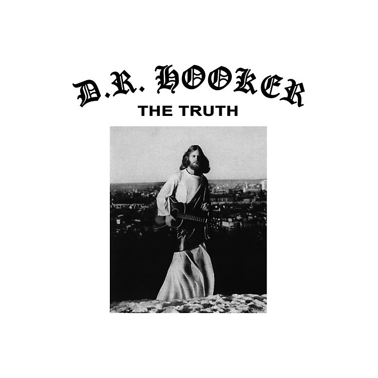 Alliance D.R. Hooker - The Truth
