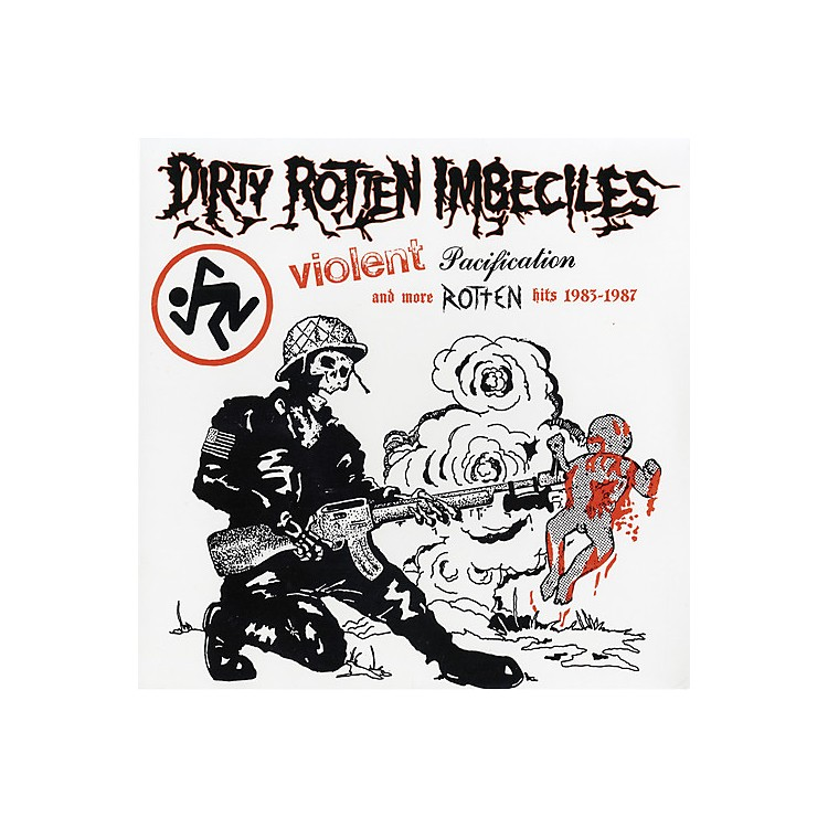 AllianceD.R.I. - Violent Pacification And More Rotten Hits 1983-1987