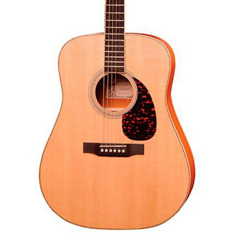 LarriveeD03MHD Dreadnought Acoustic Guitar with Solid Spruce Top