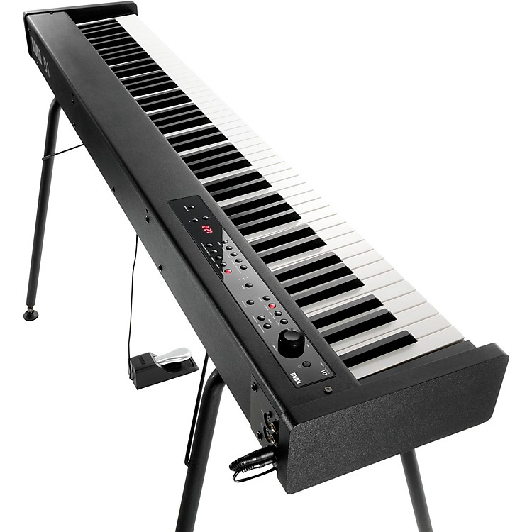 Korg D1 Digital Piano Concert Series Black