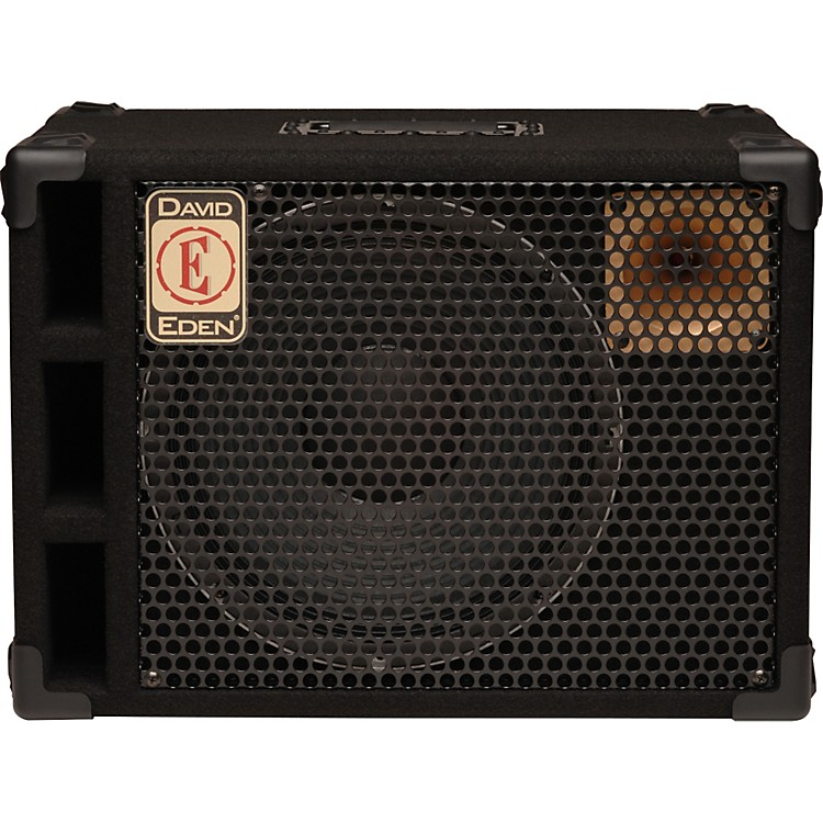 Eden D112XLT 250W 1x12 Bass Speaker Cabinet Black 8 Ohms