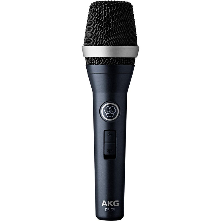 AKGD5 CS Cardioid Handheld Dynamic Microphone