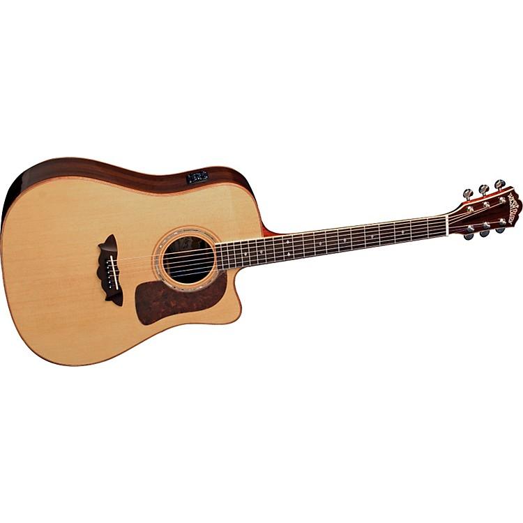 washburn d56swce acoustic electric guitar music123. Black Bedroom Furniture Sets. Home Design Ideas
