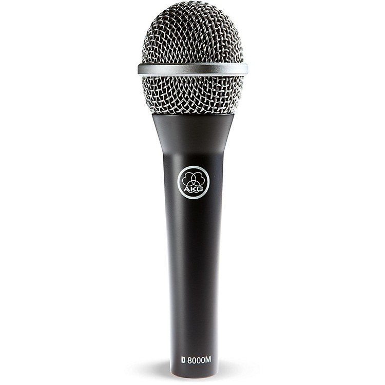 AKG D8000M Dynamic Vocal Microphone